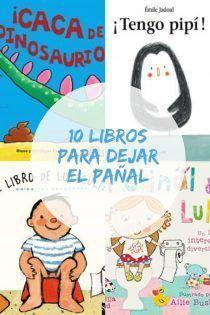 10 cuentos y libros para dejar el pañal