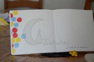 Manualidades Un libro por Hervé tullet canicas