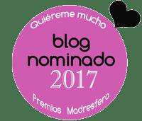 Nominados a los premios madresfera