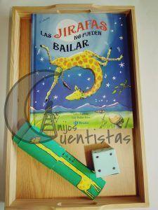 las jirafas no pueden bailar juego numérico