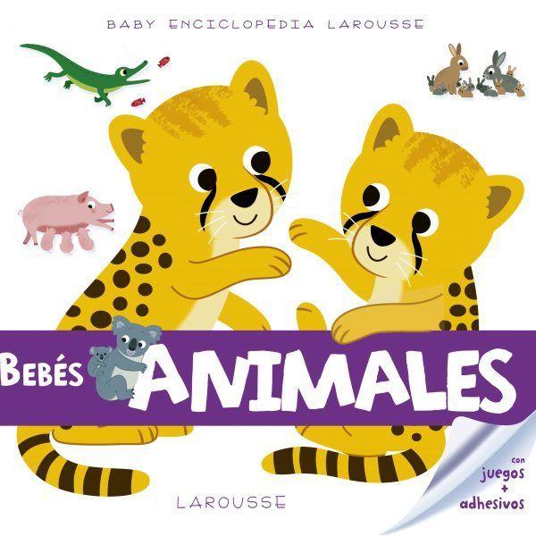 animales baby enciclopedia