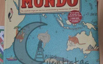 Atlas del mundo de la editorial Maeva Young