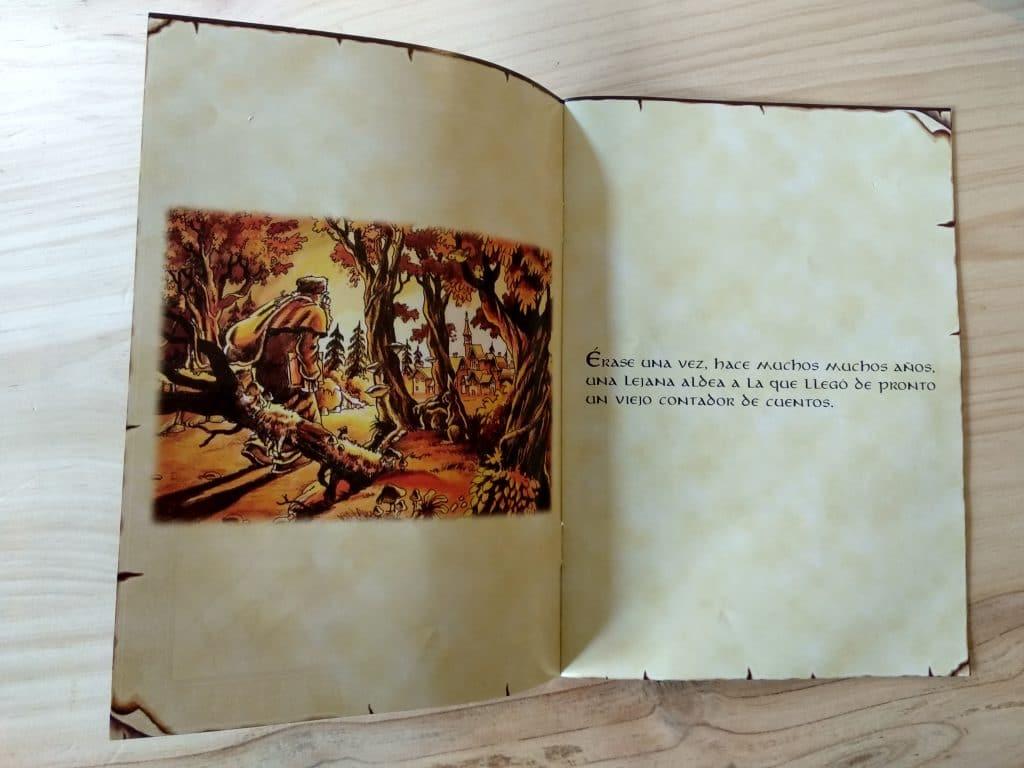 El mágico libro de los infinitos cuentos 2