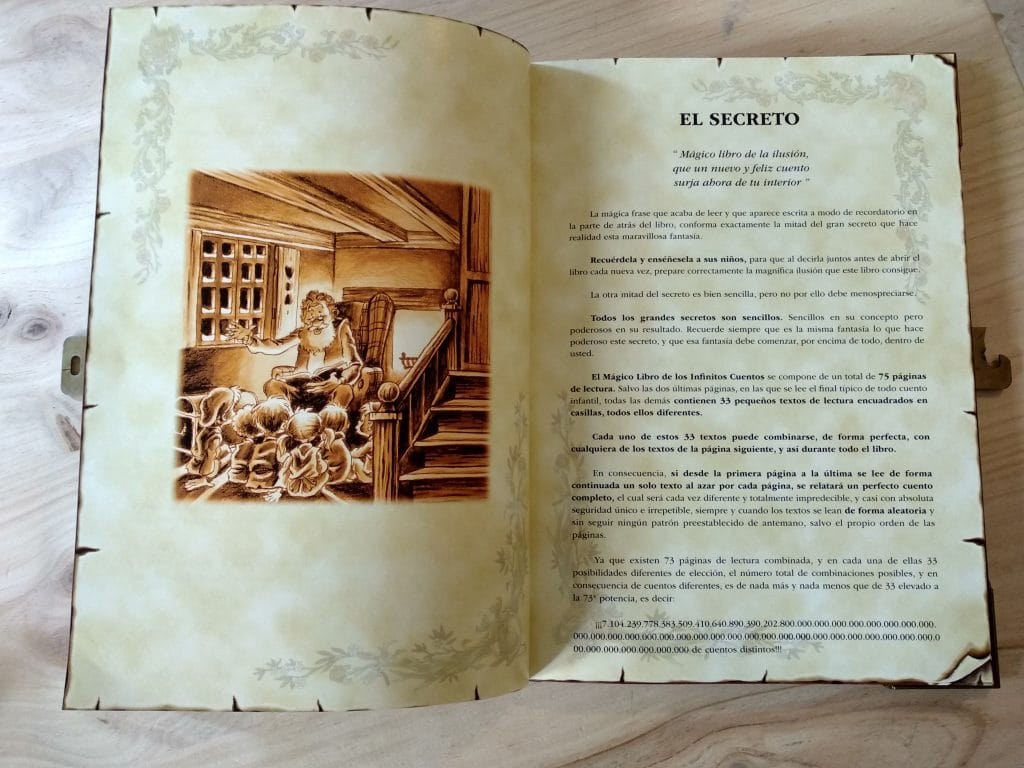 El mágico libro de los infinitos cuentos 3