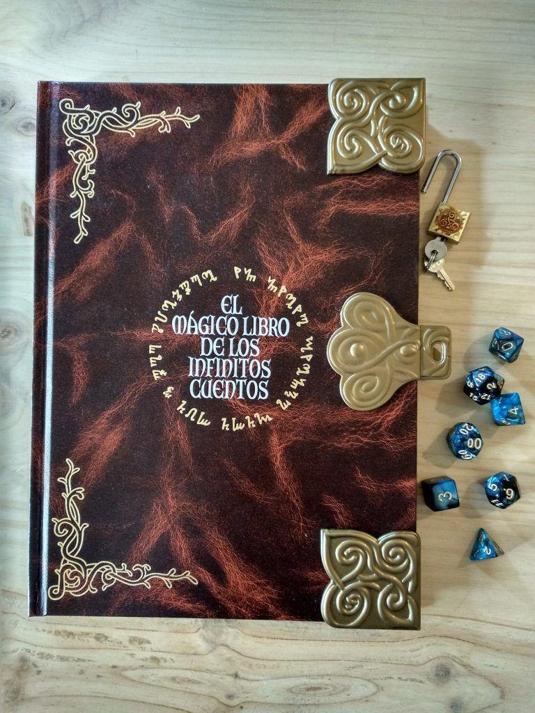 El mágico libro de los infinitos cuentos 5