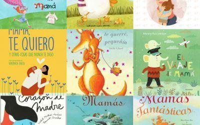 Selección de libros para el día de la madre