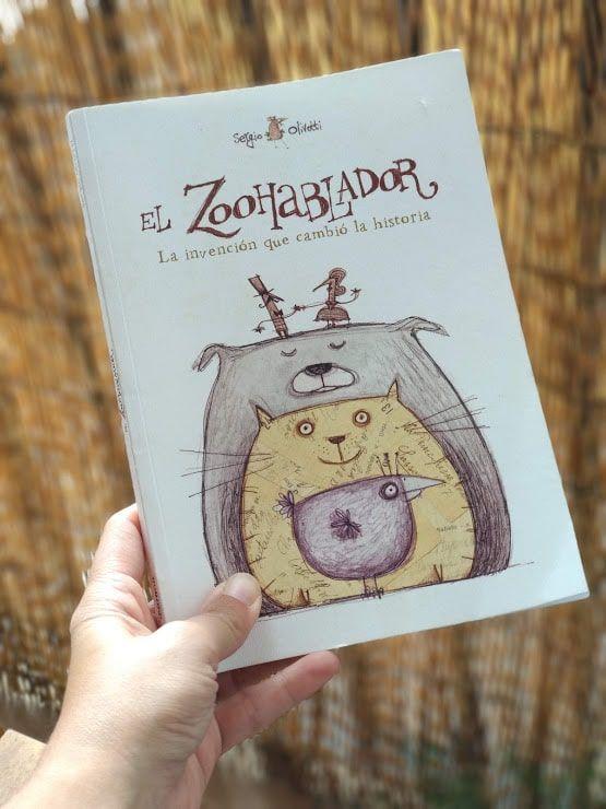 El zoohablador: La inveción que cambió el mundo 1