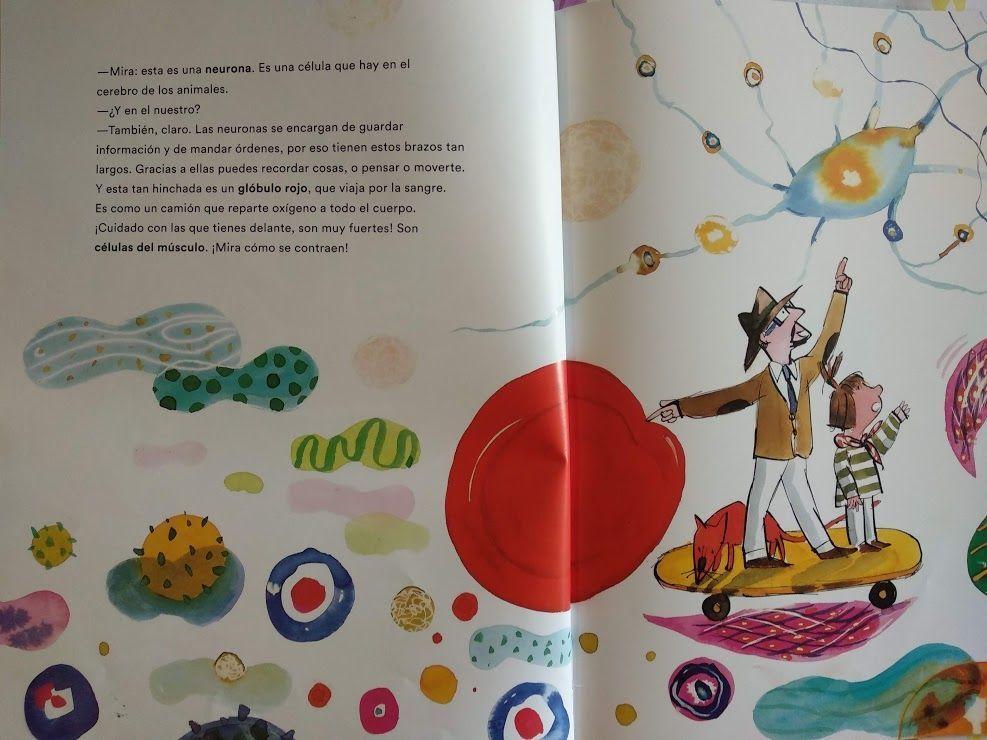 Cuentos y libros para niños de 5 a 8 años