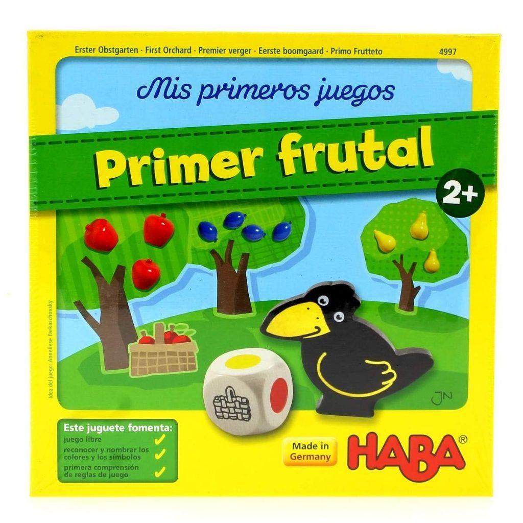 Juego educativo. El frutal (de 3 a a 6 años) 5