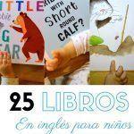 25 libros en inglés para niños 7