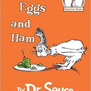 Green eggs an ham