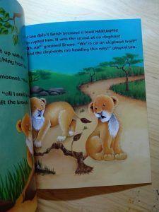 libro inglés familia