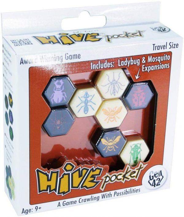 Hive: La colmena 1