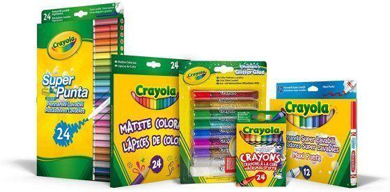 kit pinturas crayola