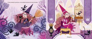 El antes y despues de la bruja Petra