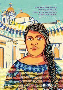 ilustraciones de mujeres del libro de cuentos de buenas noches para niñas rebeldes