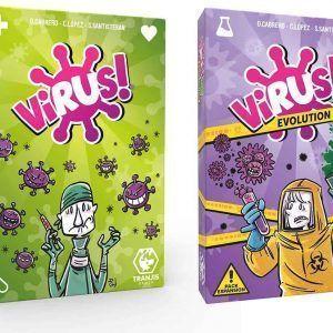 pack de juegos virus 2