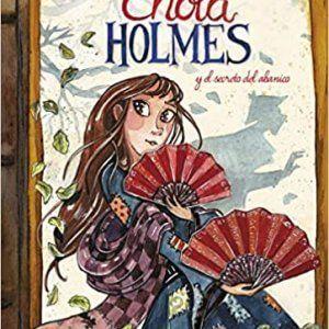Enola Holmes 4 Novela gráfica juvenil