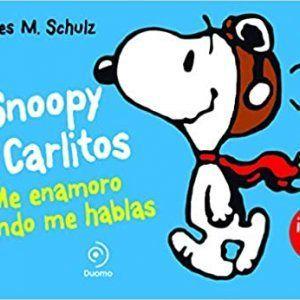 Cómic clásico de Snoopy para niños de primaria