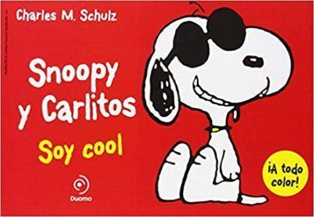Snoopy ilustrado cómic infantil