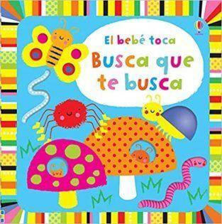 libro juego para bebés