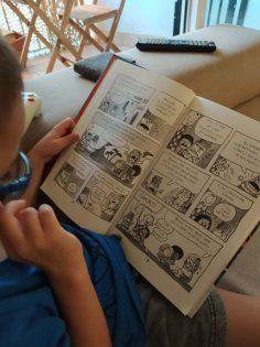 Cómics para niños de todas las edades