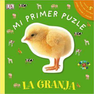 libro con texturas para bebés