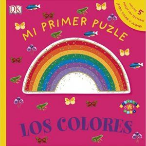 libro de colores y texturas para niños