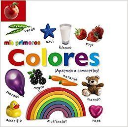 libro de colores para bebés
