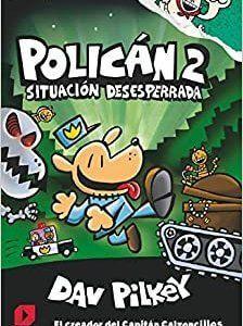 Policán cómic para niños de primaria