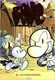 Comic juvenil para adolescentes