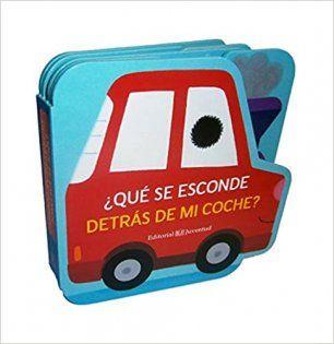 libros de cartón para bebés