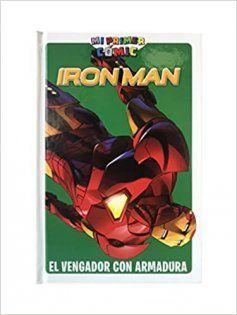 Primer cómic de Marvel para niños de 6 a 9 años