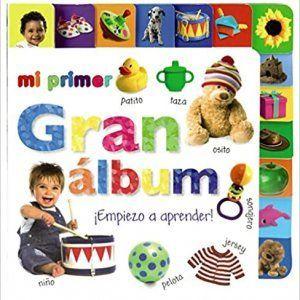 libro imaginario para bebés imagenes reales