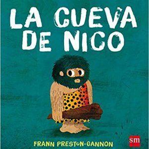 cuento sobre la prehistoria para niños de tres años