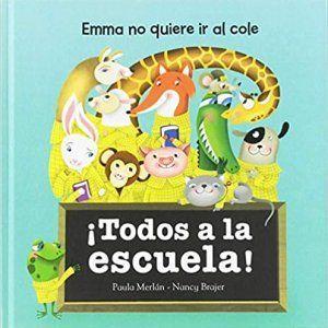 cuentos infantiles de 3 a 5 años para la bienvenida al colegio