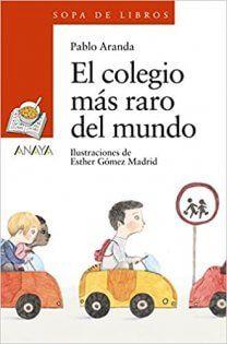Libro para niños de primaria sobre la vuelta al colegio