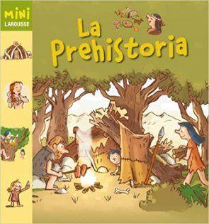 enciclopedia sobre prehistoria para niños