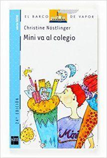 Libro infantil sobre la vuelta al cole