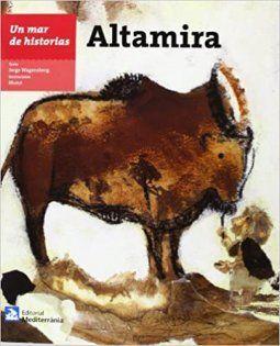 Libro sosbre el arte rupestre para niños de primaria