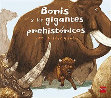 La era glacial para niños prehistoria