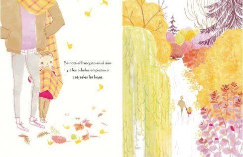 cuento infantil sobre el otoño y el cambio de estaciones