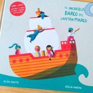 El increible Barco del Capitán Marco