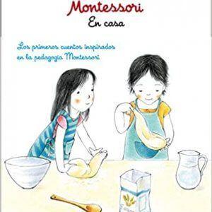 Cuentos Montessori con letra ligada