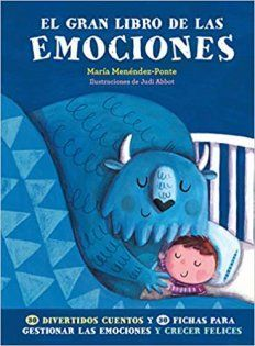 Cuentos sobre emociones para niños de 6 a 8 años