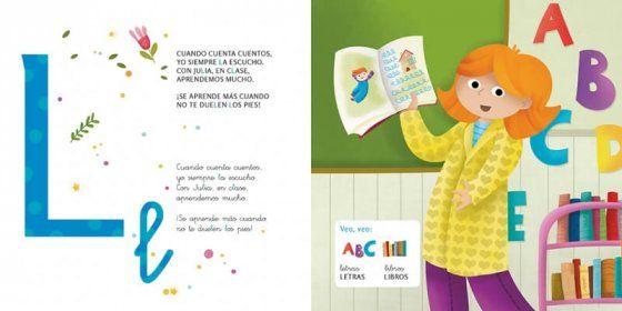 Aprender a leer con cuentos de letra ligada para niños de 5 6 7 años