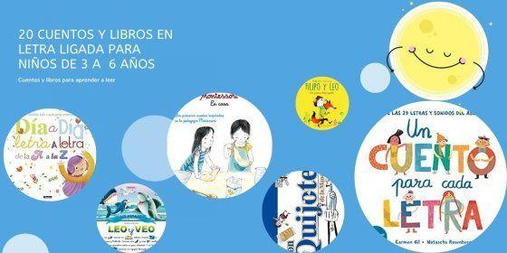 Cuentos Y Libros En Letra Ligada Para Aprender A Leer