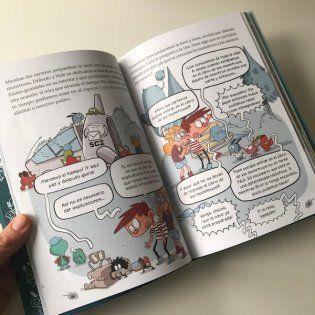 Libro por capitulos para niños de 6 a 8 años