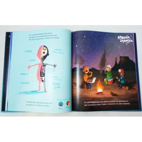 Libro infantil para niños de 6 8 años