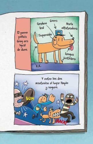 Cómics para niños de 6 a 8 años